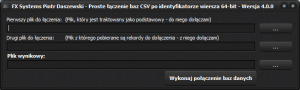 CSV_Laczenie_Baz_Danych_po_identyfikatorach