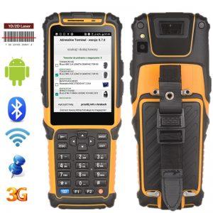 Mobilne kolektory do remanentu i kontroli towarów