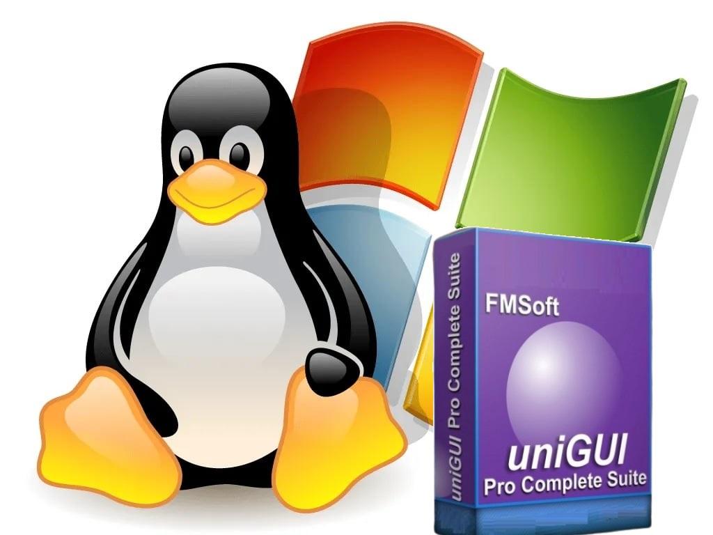 uniGUI dla Linuxa